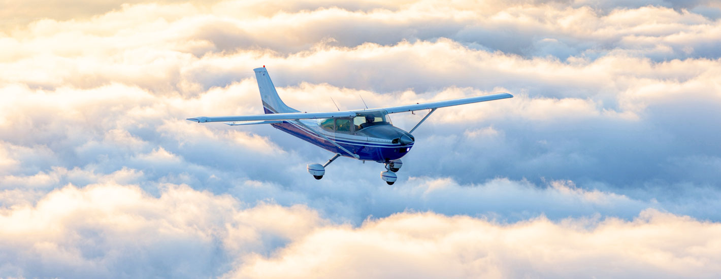 Cessna Flying